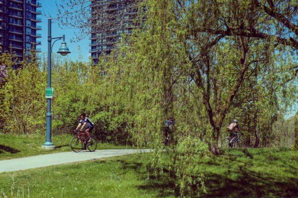 Cycle & Walk/Run Trail